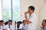 Bị cáo Cao Minh Huệ phủ nhận việc mua đất, đứng tên để hưởng lợi bất chính