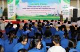 平阳省举行清洁水与环境卫生国家行动周启动仪式