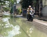 Phản ánh của người dân khu phố 4, phường An Phú, TX.Thuận An: Sẽ lắp đặt hệ thống thoát nước trong năm nay