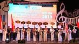 第六届越南国际合唱比赛在广南省会安市拉开序幕