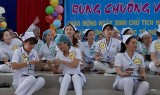 Trung tâm Y tế TX.Thuận An: Thi rung chuông vàng
