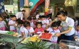 Trường mầm non Bé Yêu tăng cường giáo dục kỹ năng sống cho trẻ