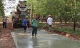 Xã Thanh An, huyện Dầu Tiếng: Đẩy mạnh xây dựng nông thôn mới nâng cao