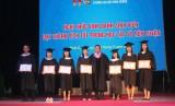 Trường Đại học Bình Dương: Trao bằng tốt nghiệp cho trên 330 thạc sĩ, cử nhân
