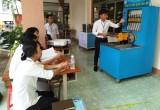 Hội thi thiết bị đào tạo tự làm: Khơi dậy sức sáng tạo giáo viên dạy nghề