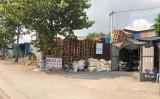 Kinh doanh phế liệu, pallet trong khu dân cư: Tiềm ẩn nguy cơ xảy ra cháy, nổ