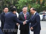 Khai mạc trọng thể Kỳ họp thứ 7 Quốc hội khóa XIV tại Hà Nội