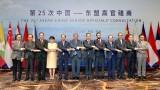 越南出席东盟—中国高官磋商