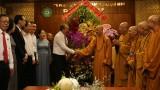 越南政府常务副总理张和平前往胡志明市开展佛诞节走访慰问活动