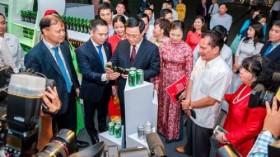 王廷惠副总理呼吁联手提高越南品牌价值