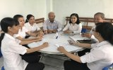 Trung tâm hòa giải, đối thoại tại TAND TP.Thủ Dầu Một: Ngày càng phát huy hiệu quả