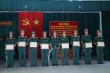 """Lữ đoàn 71 (Quân đoàn 4): Tôn vinh 20 tập thể, cá nhân xứng danh """"Bộ đội Cụ Hồ"""""""