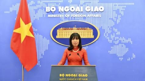 越方提议中方尊重越南对黄沙、长沙两座群岛的主权