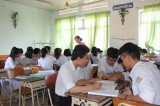 Xứng danh ngôi trường mang tên thi tướng Huỳnh Văn Nghệ