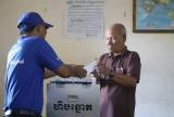 Campuchia bầu cử Hội đồng cấp tỉnh, thành, quận, huyện