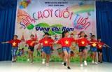 Phú Giáo: Tổ chức sân chơi cuối tuần – hè 2019 cho học sinh