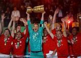 Kết thúc tuyệt vời cho Bayern