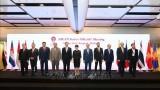 东盟会议推进致力于可持续发展的伙伴关系