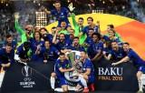 Hủy diệt Arsenal, Chelsea vô địch Europa League thuyết phục