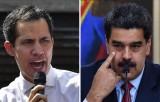 Chính phủ Venezuela và phe đối lập thể hiện