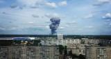 Nga: Số nạn nhân trong vụ nổ nhà máy sản xuất thuốc nổ TNT tăng mạnh