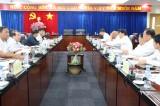 Đoàn công tác tỉnh Quảng Nam học tập kinh nghiệm cải cách hành chính tại Bình Dương