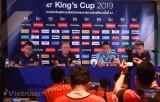 HLV Park Hang-seo khẳng định không coi thường King's Cup