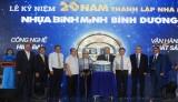 Công ty Nhựa Bình Minh Bình Dương kỷ niệm 20 năm ngày thành lập