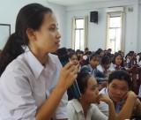 TX.Bến Cát, huyện Phú Giáo: Tổ chức diễn đàn trẻ em năm 2019