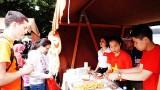 越南文化亮相捷克国际文化美食节