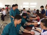 Bàu Bàng: Tiếp nhận 279 đơn vị máu tình nguyện đợt 3 năm 2019
