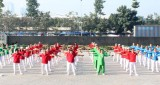 Thể dục dưỡng sinh: Sân chơi cho người cao tuổi