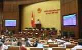 Quốc hội thông qua Nghị quyết Chương trình xây dựng luật, pháp lệnh