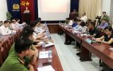 Công an tỉnh triển khai quyết định và kế hoạch kiểm tra về PCCC