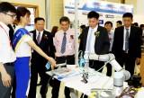 Khai mạc Triển lãm Công nghiệp và sản xuất Việt Nam 2019