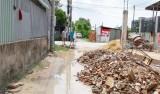 Vụ lấn chiếm lối đi chung ở KP.7, phường Phú Lợi, TP.Thủ Dầu Một: Chính quyền địa phương đã linh động giải quyết