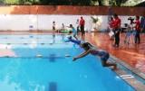 Giải bơi lội thiếu niên-nhi đồng TP.Thủ Dầu Một năm 2019