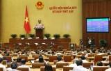 Kỳ họp thứ 7, Quốc hội khóa 14: Thông qua Luật Kiến trúc