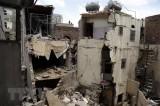 Không kích tại thủ đô Sanaa của Yemen làm nhiều người thương vong