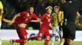 2022年卡塔尔世界杯亚洲区预选赛40强赛:越南队以第二档次种子队资格参加40强赛的分组抽签