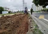 Ra quân chấn chỉnh các sai phạm trong khu dân cư Việt Sing: Phải làm dứt điểm