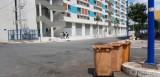 Rác thải sinh hoạt tại khu nhà ở xã hội Becamex Định Hòa đã được thu gom