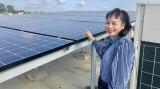 Nhiều hộ dân đầu tư xây dựng điện mặt trời
