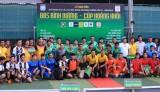 Giải bóng đá các CLB bất động sản Bình Dương lần 4-năm 2019: 16 đội bóng tham gia thi đấu