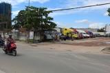 TX.Dĩ An:  Kiến nghị sắp xếp lại các bãi đỗ xe container trong khu dân cư