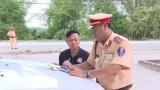 Nỗ lực lập lại trật tự an toàn giao thông trên đường ĐT746