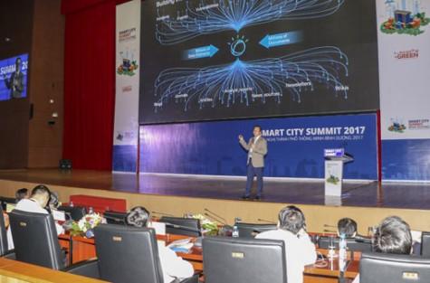 Xây dựng thành phố thông minh: Cần tạo được sự kết nối