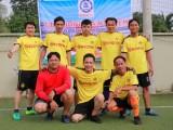 Giải bóng đá kỷ niệm 94 năm Ngày Báo chí cách mạng Việt Nam: Trần Thành FC vô địch