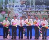 Bàu Bàng: Họp mặt kỷ niệm 94 năm Ngày Báo chí cách mạng Việt Nam