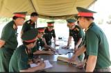 Bộ Quốc phòng kiểm tra công tác xây dựng điểm vững mạnh toàn diện tại Tiểu đoàn 79